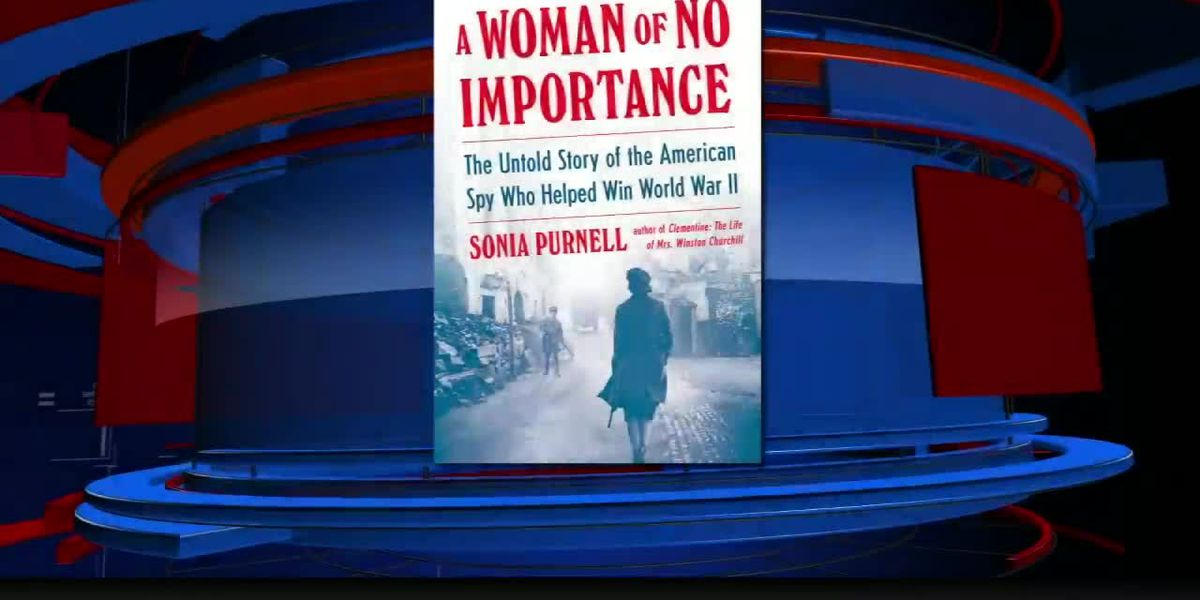 """Meet the Author: Sonia Purnell with """"A Woman of No Importance"""""""