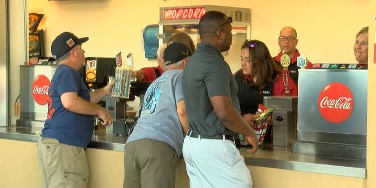 MGM Park concessions giving back to the community