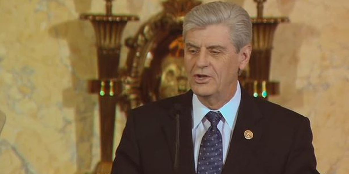 FULL TEXT: Gov. Bryant's State of the State address