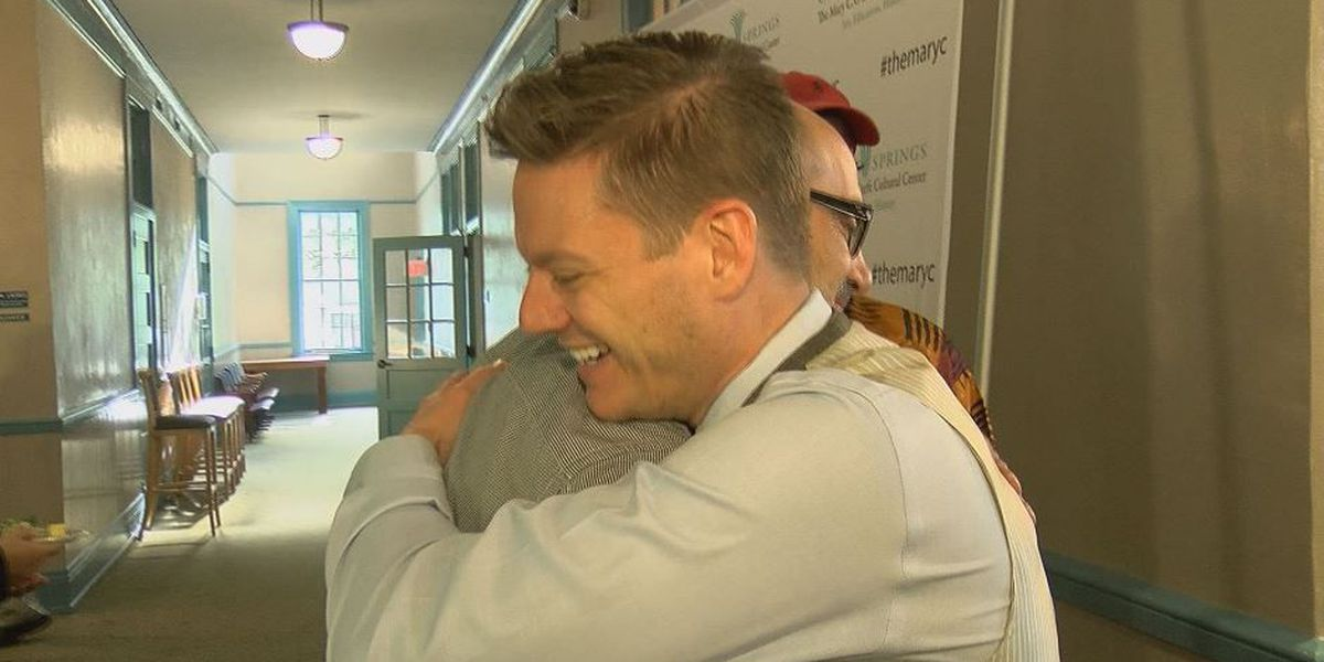 Marriage equality celebrated in Biloxi