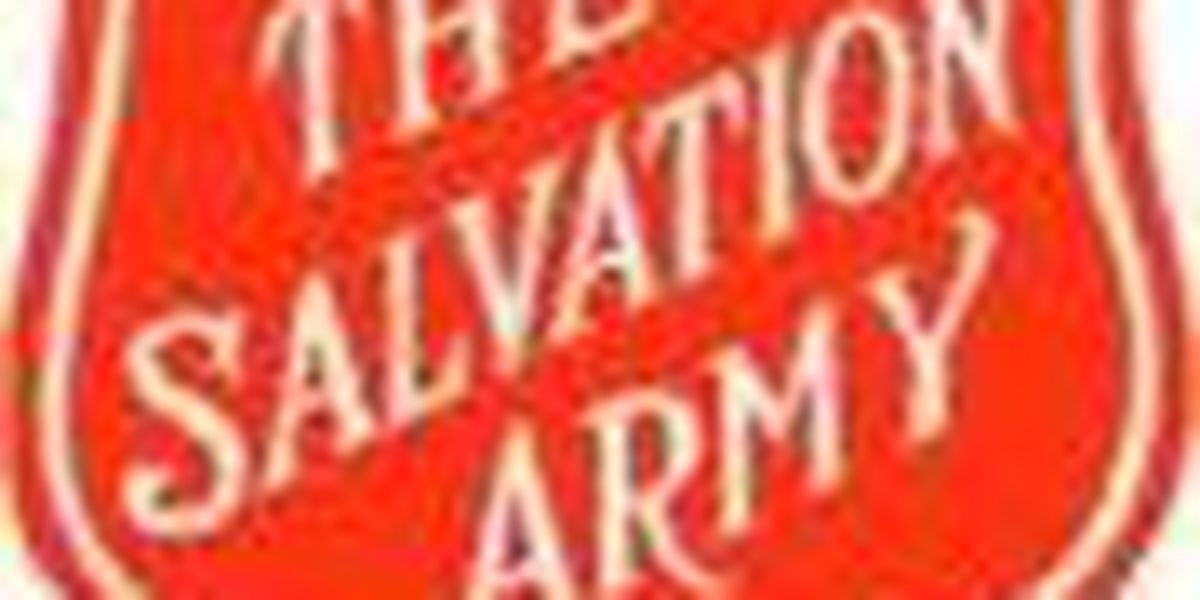 Salvation Army opening shelters for rainy weather