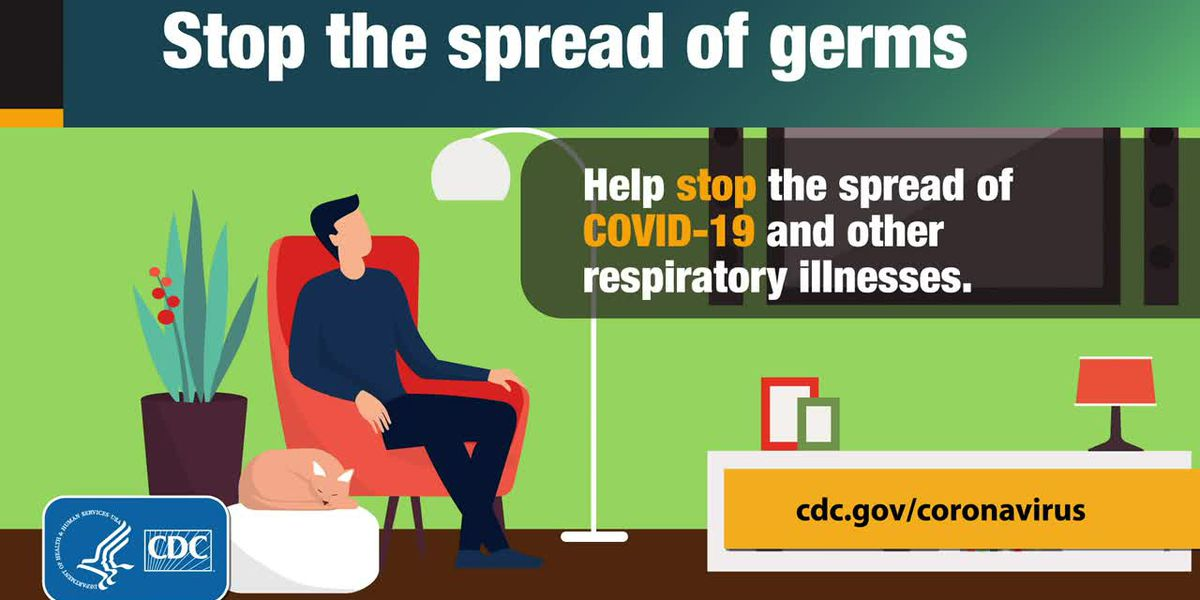 COVID-19: Stop the spread of germs