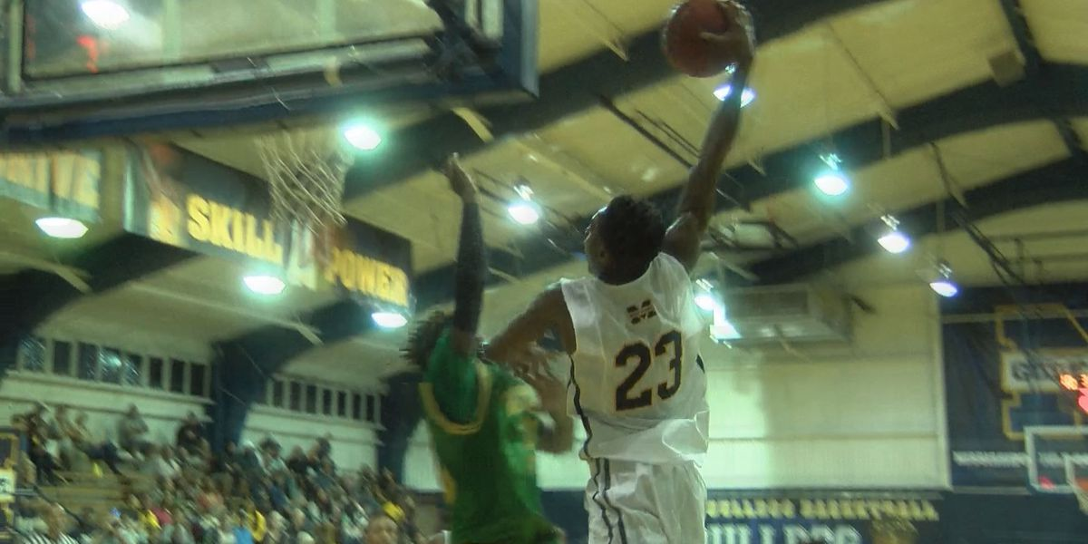 Dunk of the year? MGCCC's Davion Cole-Johnson converts unforgettable slam