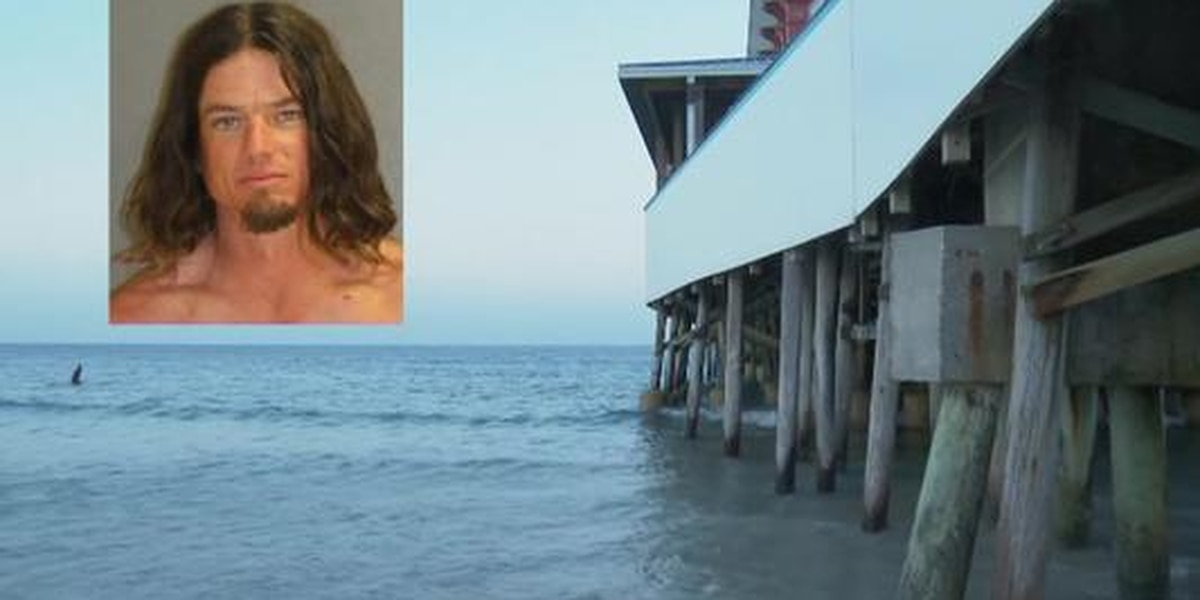 Florida man accused of throwing 5-year-old into ocean