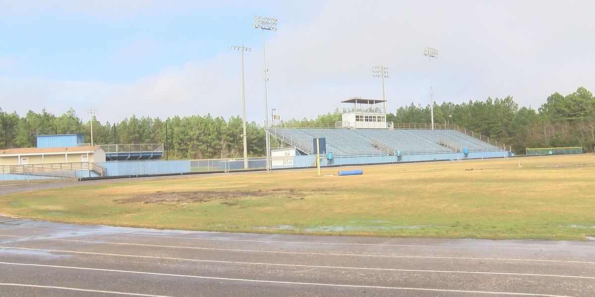 St. Martin, East Central and Vancleave High School will have new artificial turf football fields for 2018