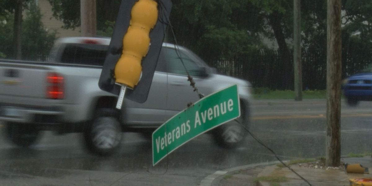 Repairs to delay traffic at Pass Rd. and Veterans Ave.