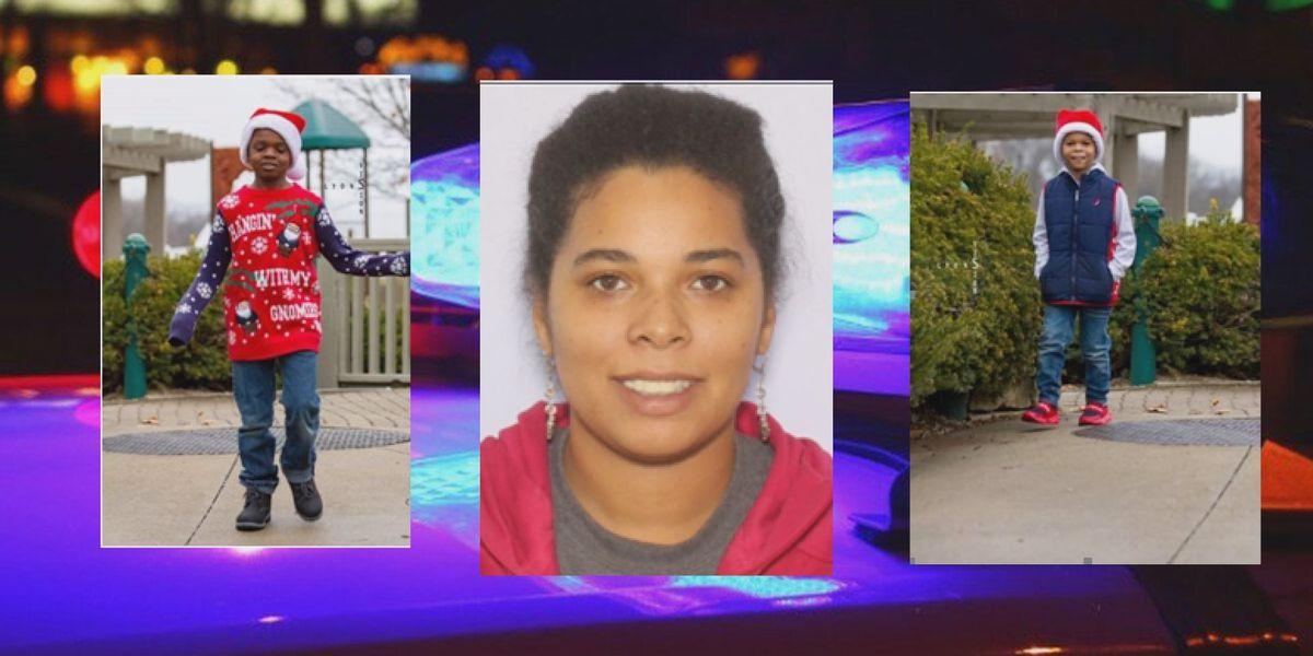 Mother of 2 missing children now in custody in Louisiana, children found safe
