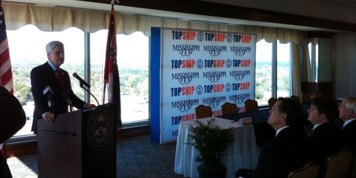 Topship's 1,000 jobs in Gulfport will have a $40k average salary