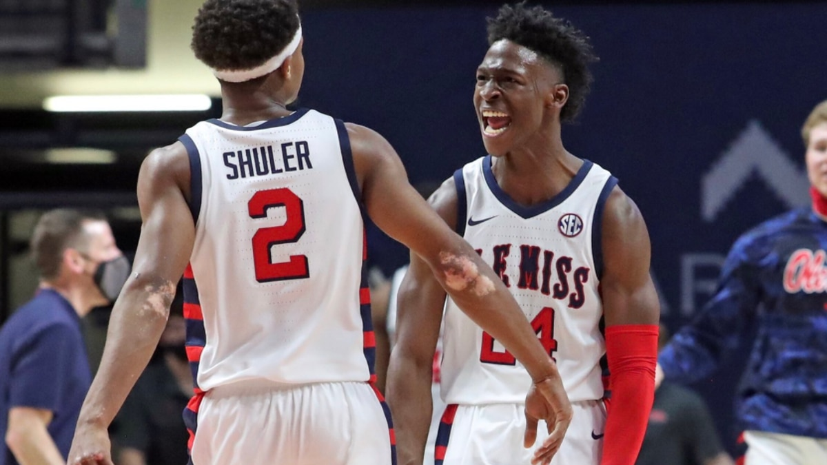 Ole Miss on two game winning streak after win over Texas A&M
