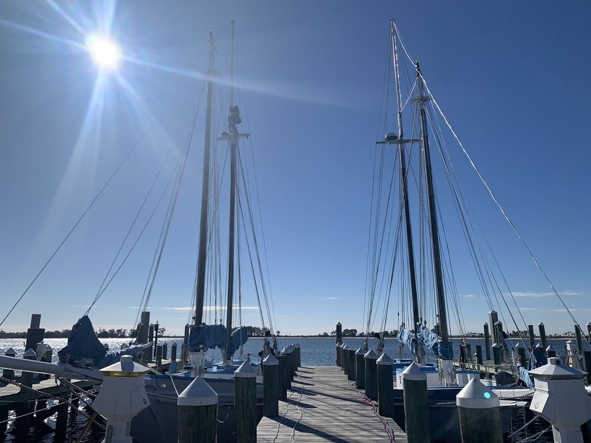 Boaters prepare for Biloxi's Christmas on the Water