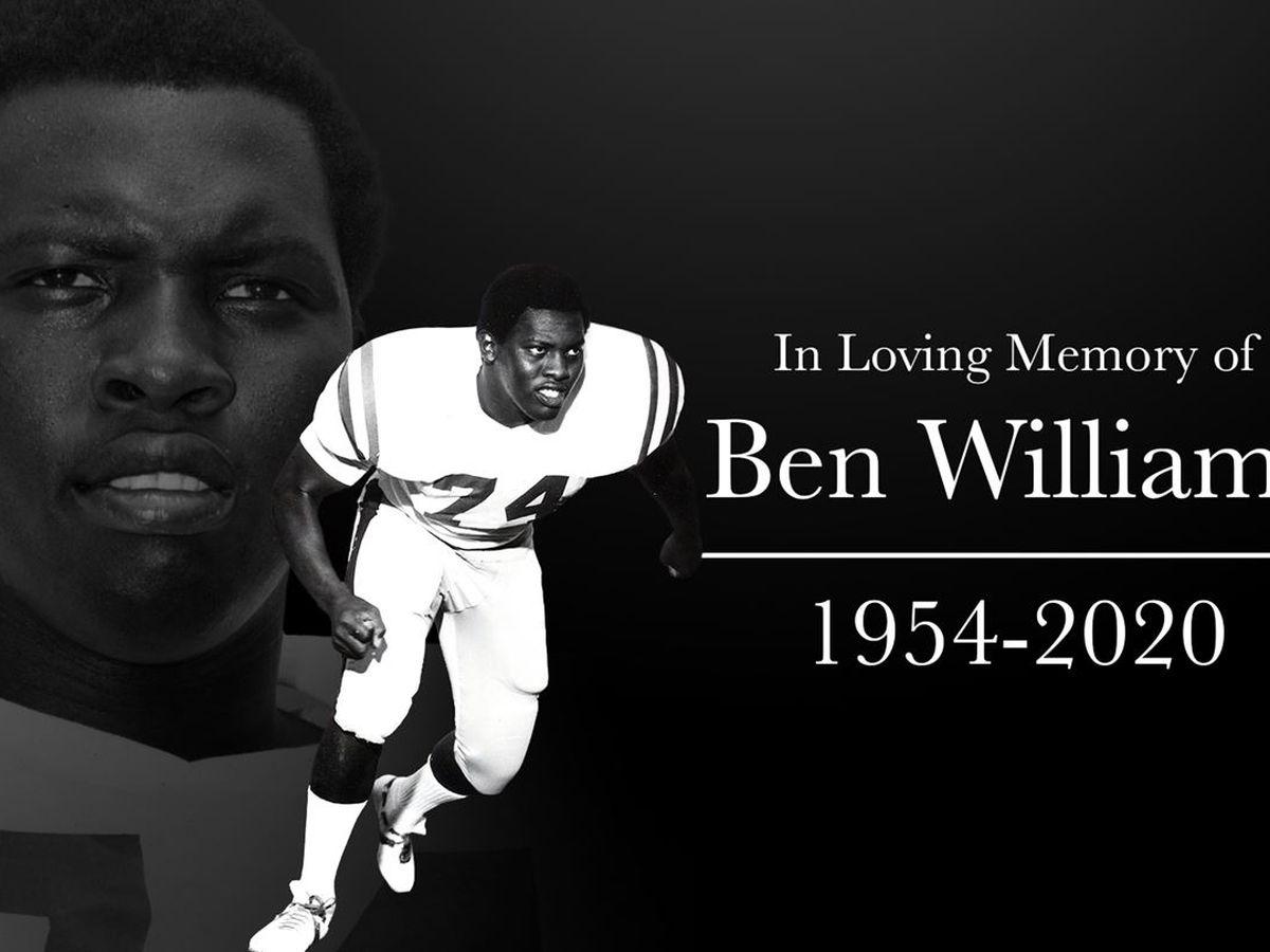 Ole Miss football legend 'Gentle' Ben Williams dies at 65