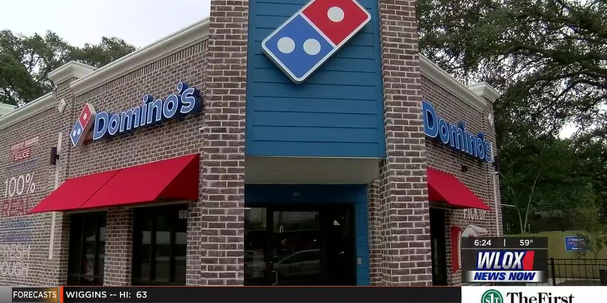 Domino's Pizza Theater cooks up a grand opening in Biloxi