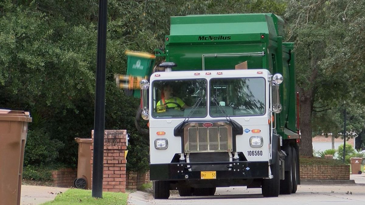 Hurricane Sally damage to Florida facility impacts Coast recycling programs