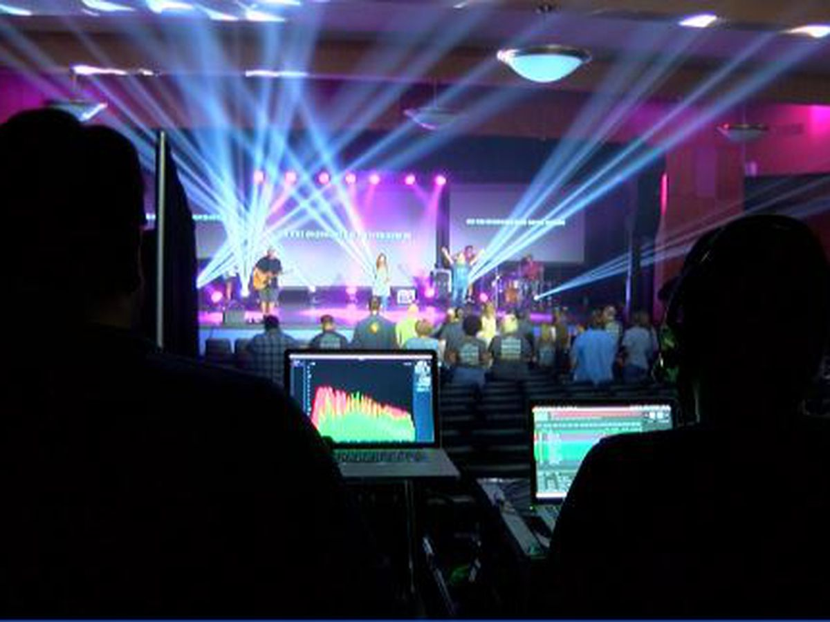 Hattiesburg-based Venture Church celebrates four months in South Mississippi