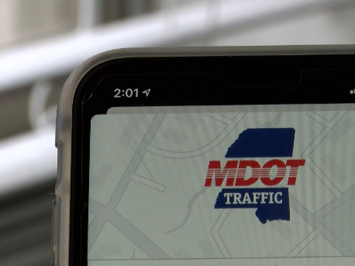 MDOT develops app to help keep drivers informed of traffic updates
