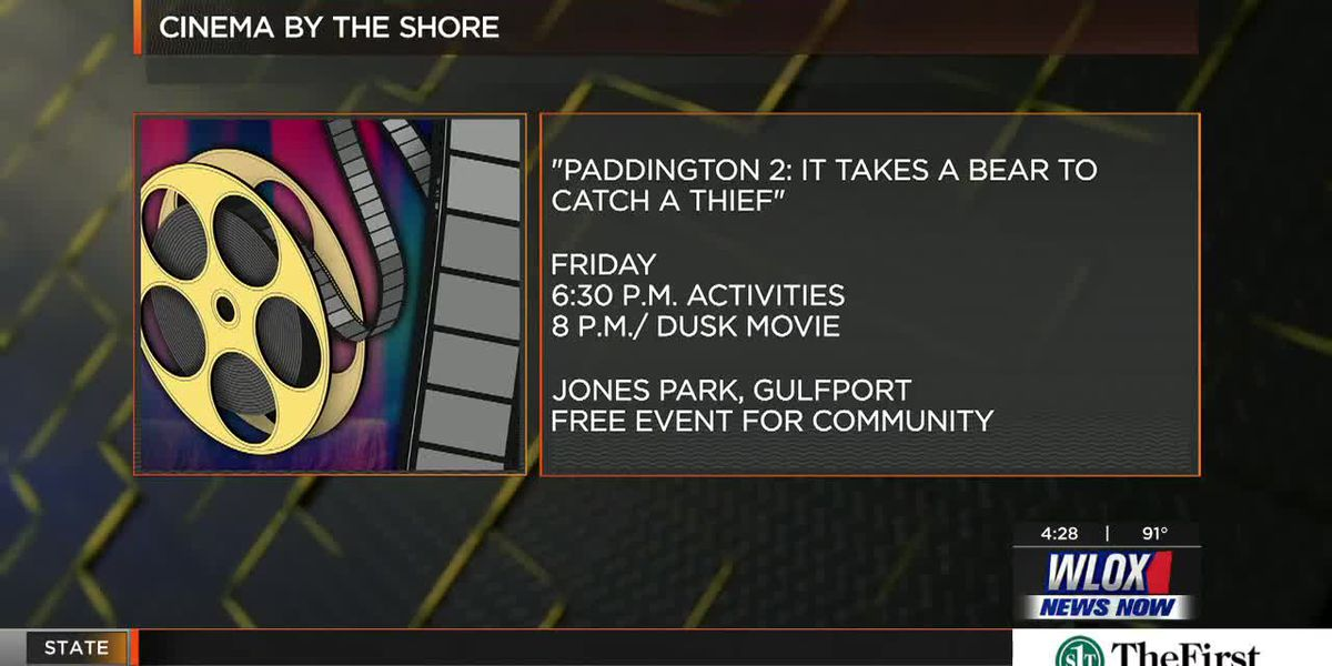 Happening June 21st - Cinema by the Shore at Jones Park