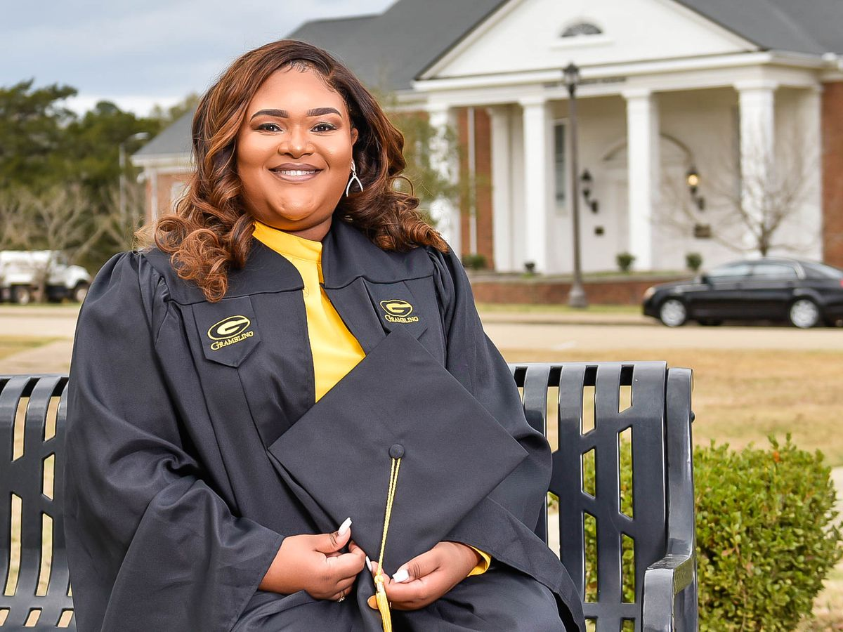 #HBCUSTEMgrad: Black woman becomes first person in La. to earn degree in cybersecurity
