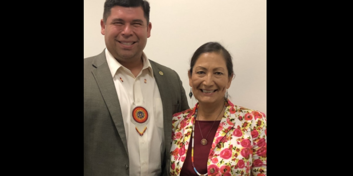 Mississippi Band of Choctaw Indians on historic nomination of Congresswoman Deb Haaland for Interior Secretary