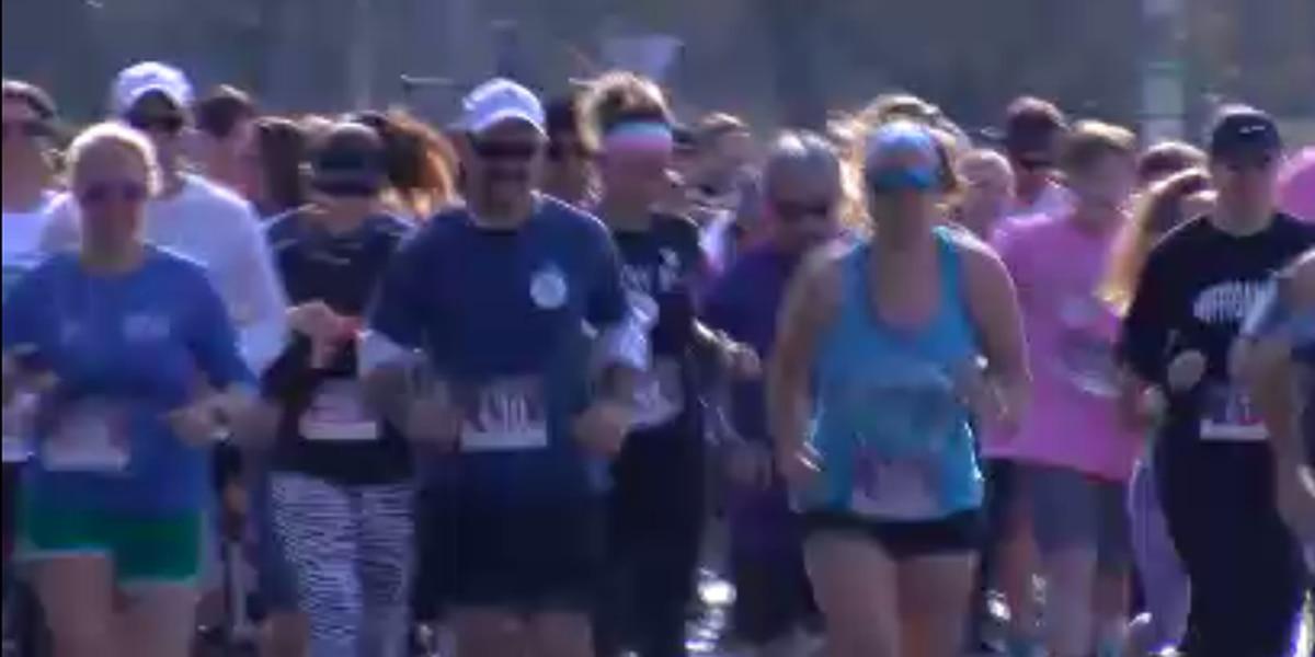 Zebra Run raises more than $50,000 for rare disease treatment