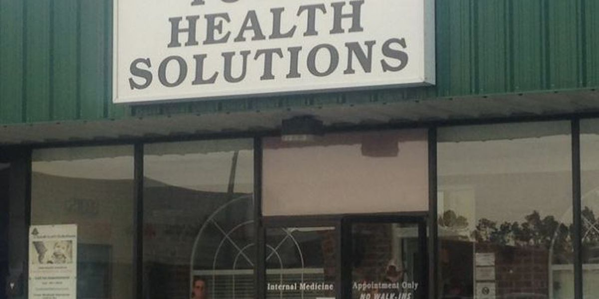 Suspects named in Waveland medical office raid