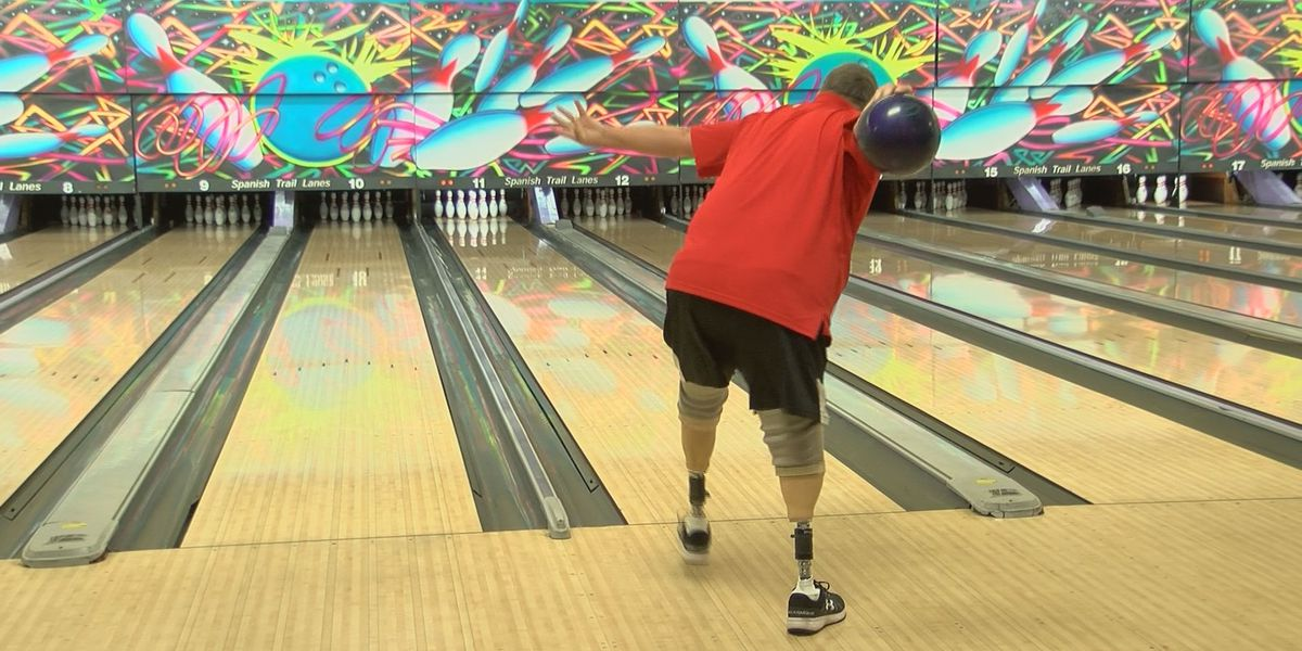 Double amputee overcomes challenges, bowls a perfect 300