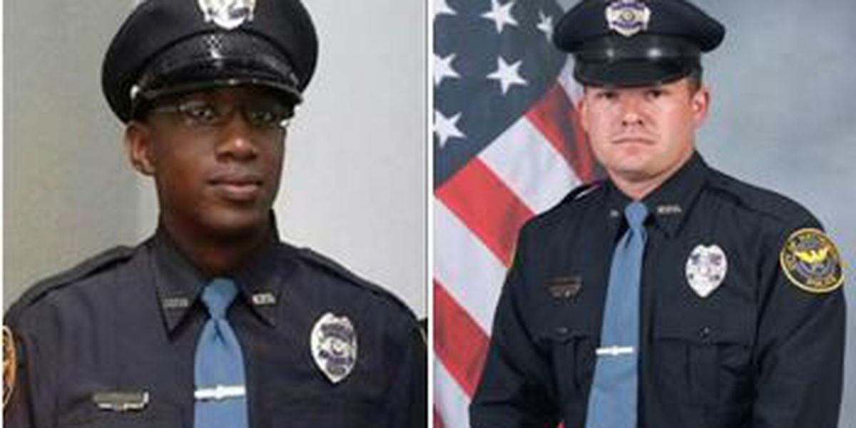 Hub City remembers fallen officers Deen and Tate 4 years after deadly shooting