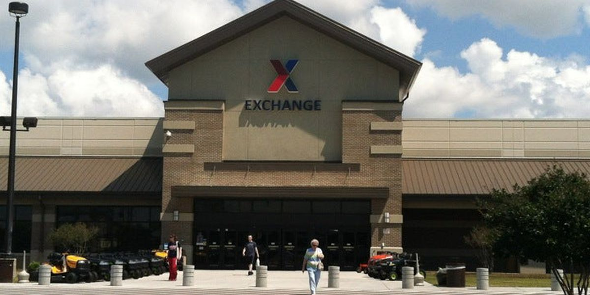 Keesler AFB Base Exchange closed to retirees and cardholders until further notice