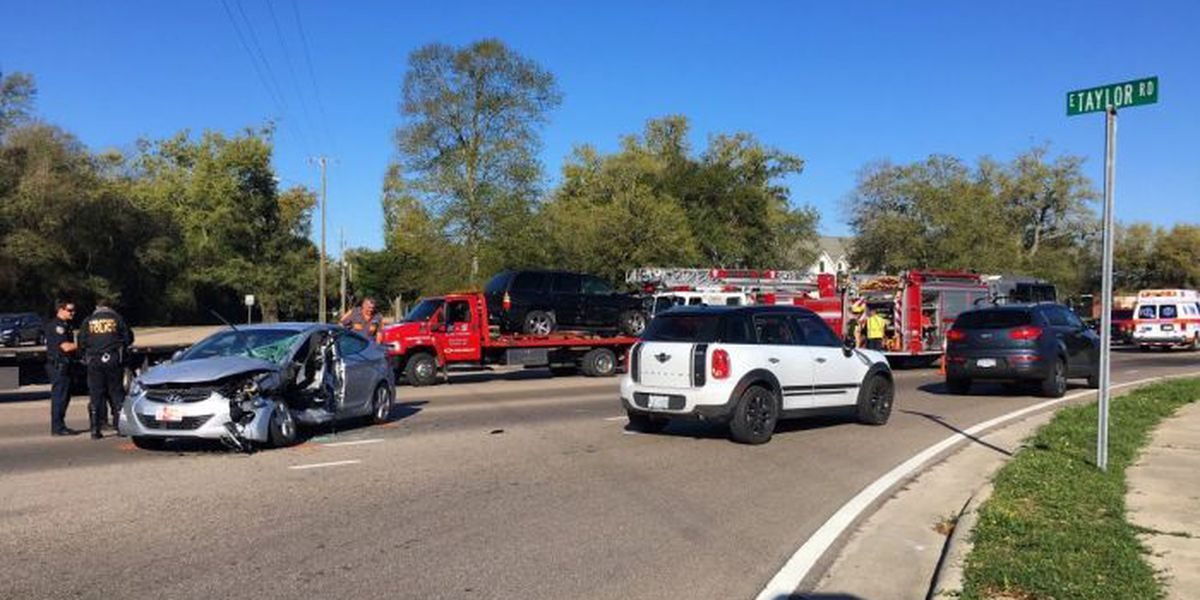 Jaws of Life used in Gulfport crash