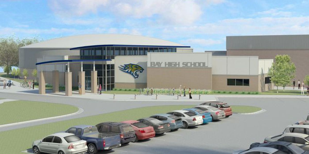 Major security improvements coming to Bay High School