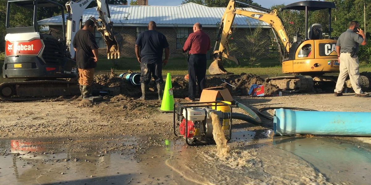 Waveland issues citywide boil water notice