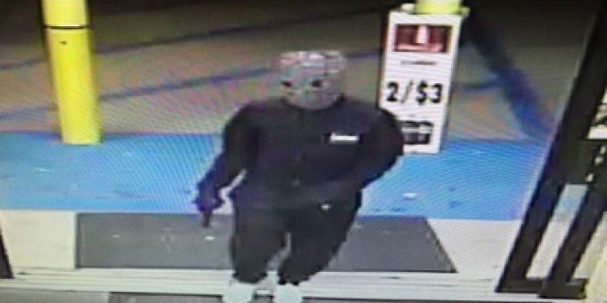 Police: Robber targeting Gulfport dollar stores considered armed and dangerous