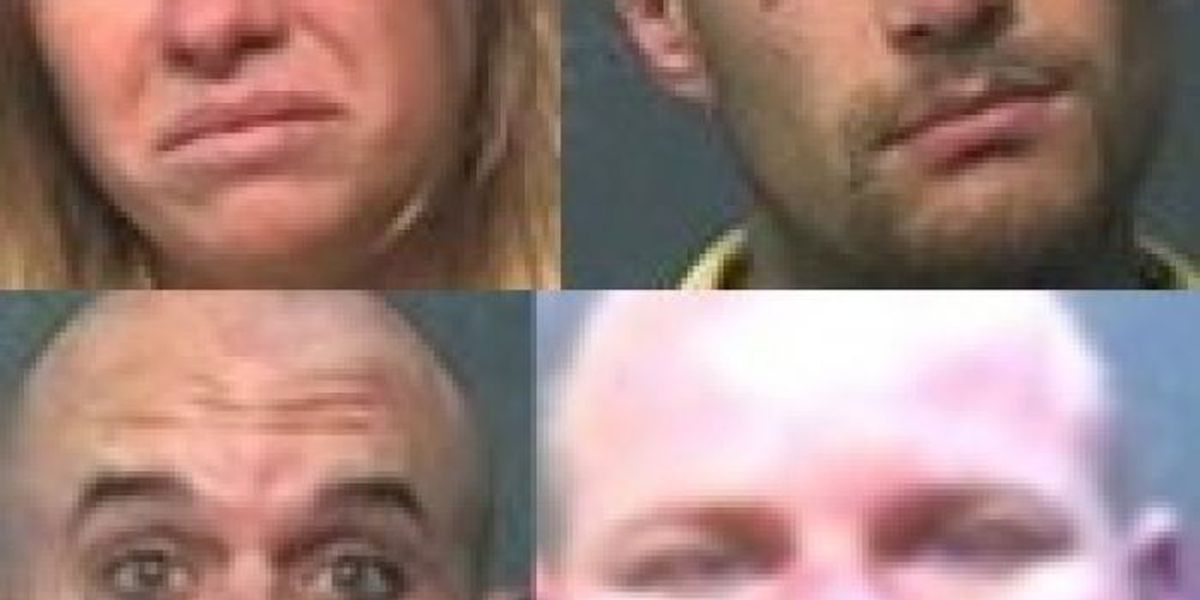 Suspicious vehicle report leads to multiple arrests in Jackson Co.