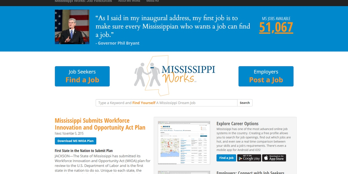 What's behind the latest Mississippi job numbers?
