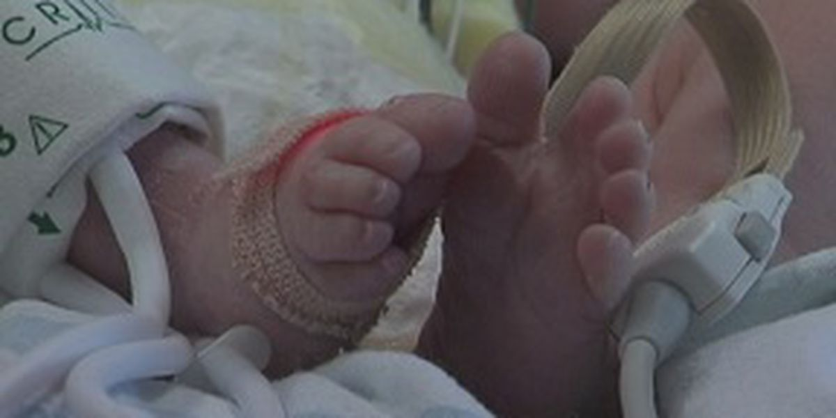 Mississippi ranks number one in premature births