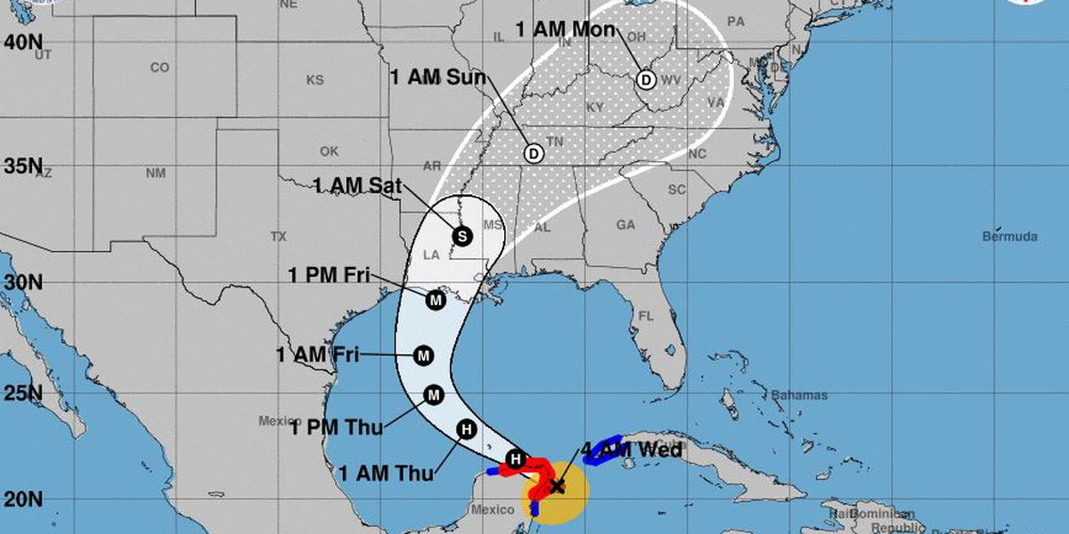 Gov. Tate Reeves declares State of Emergency ahead of Hurricane Delta
