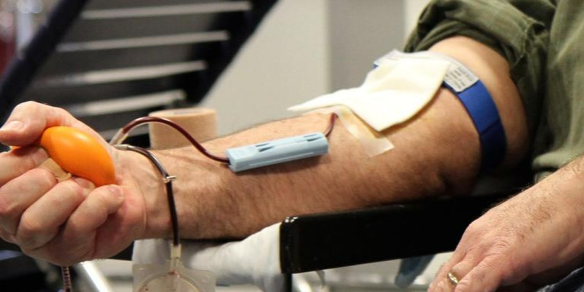 33rd Annual Media for Red Cross Blood Drive set to take place this week across the Coast