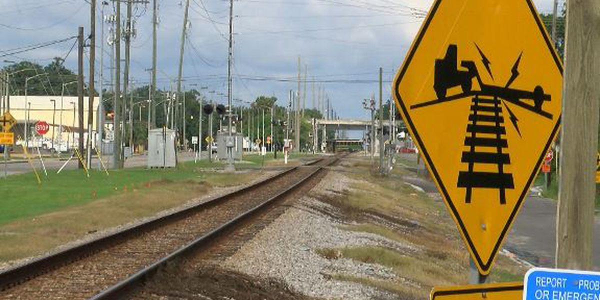 Police promoting railroad safety this week with 'Operation Clear Track'