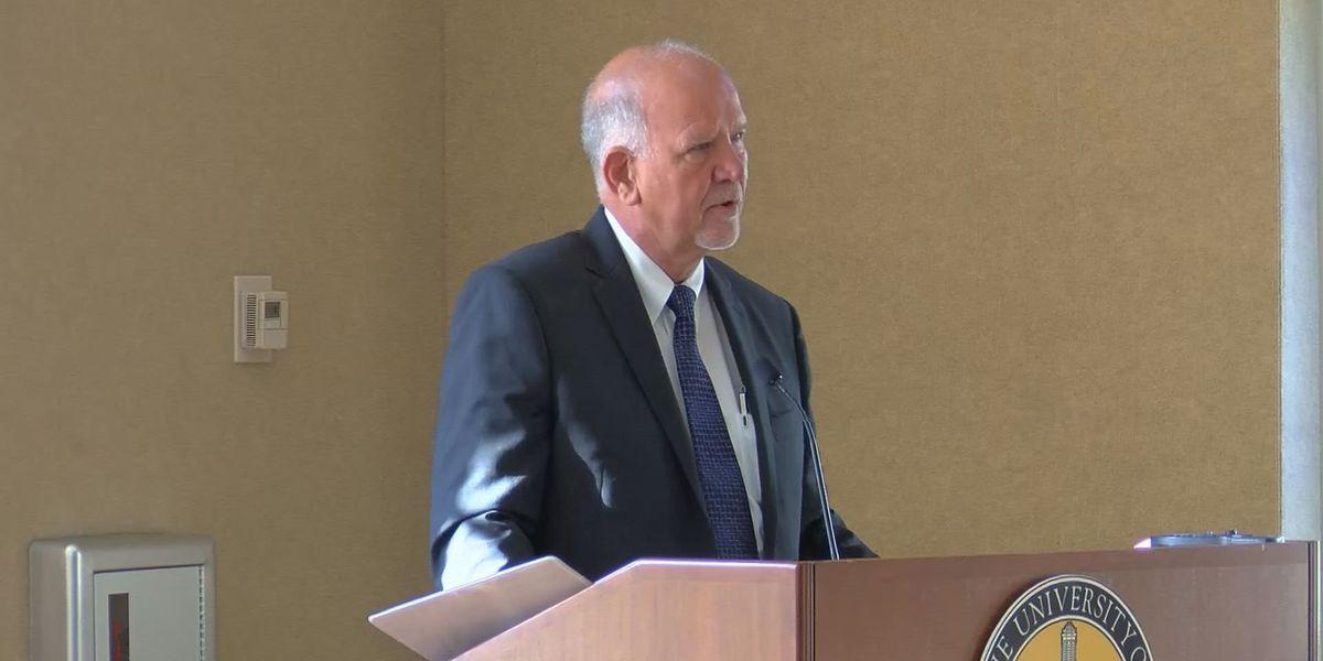 Long Beach mayor talks casinos, economic development at morning event