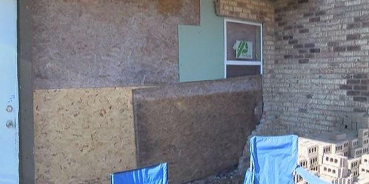 Gulfport family still struggling 2 weeks after van crashed through home