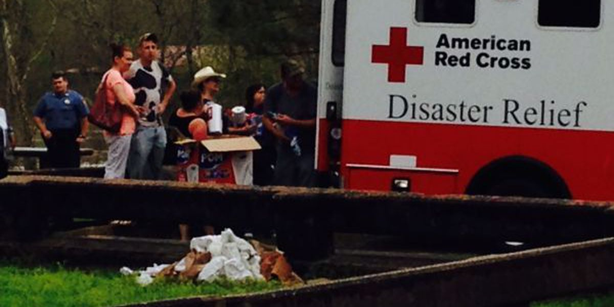 Red Cross offers assistance to Pearl River County flood victims