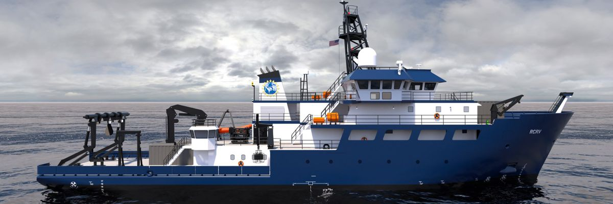 USM Ocean Science team to get state of the art research vessel