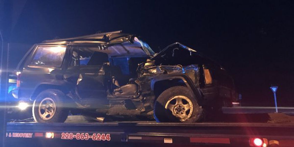 UPDATE: Multiple passengers transported to hospital after severe accident in Gulfport