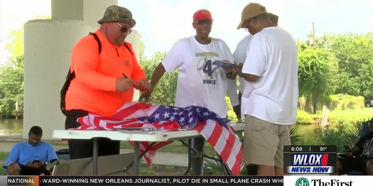 Wounded Warrior Project hosts Pascagoula fishing tournament