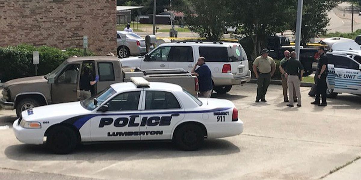 Man dead after officer-involved shooting in Lumberton