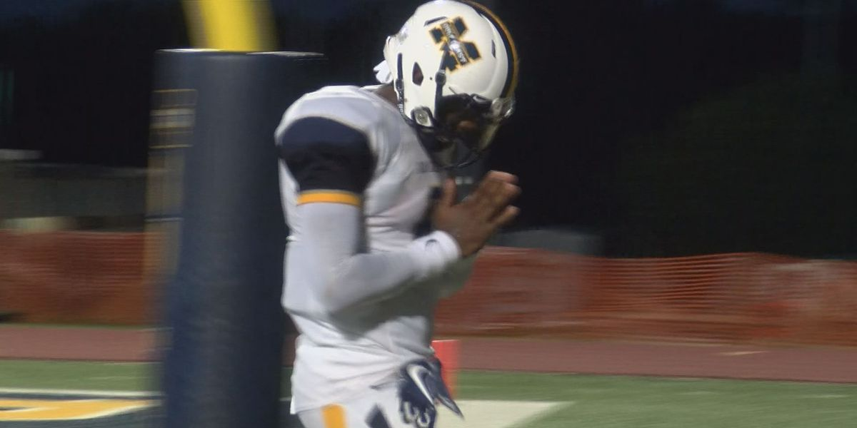 Gulf Coast survives last-second stop to outlast Itawamba 42-41