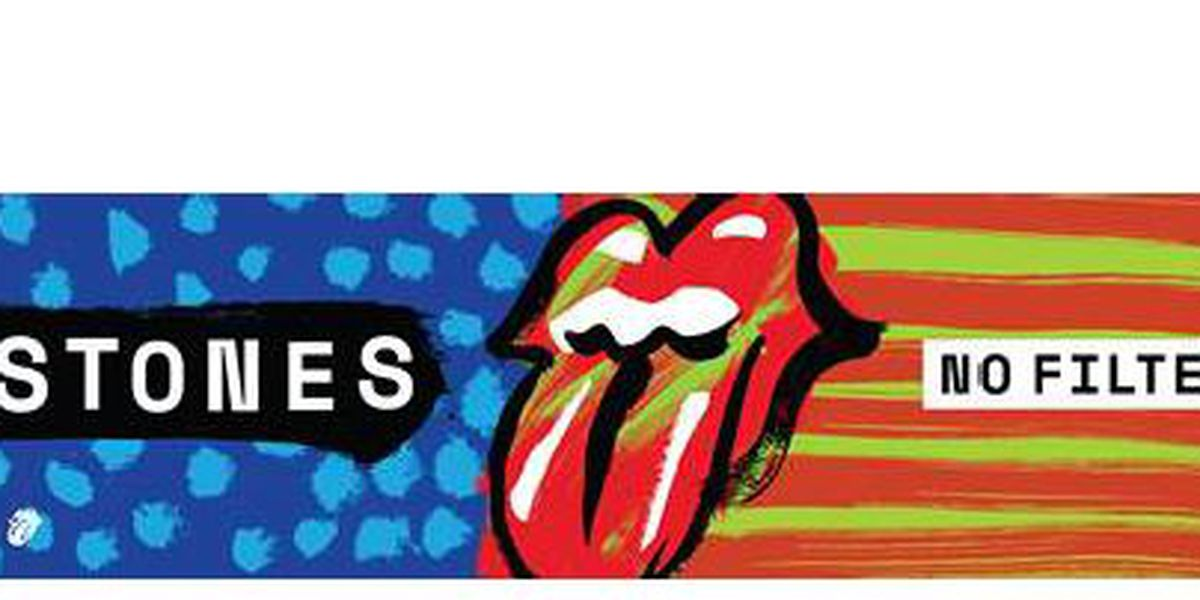The Rolling Stones add New Orleans to 'No Filter' tour