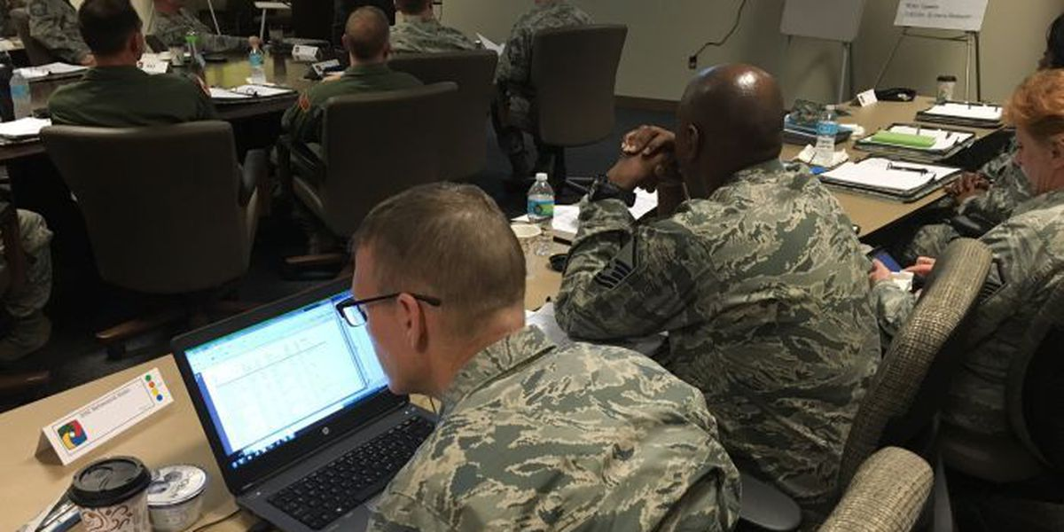 Keesler 403rd wing members learning to do more with less