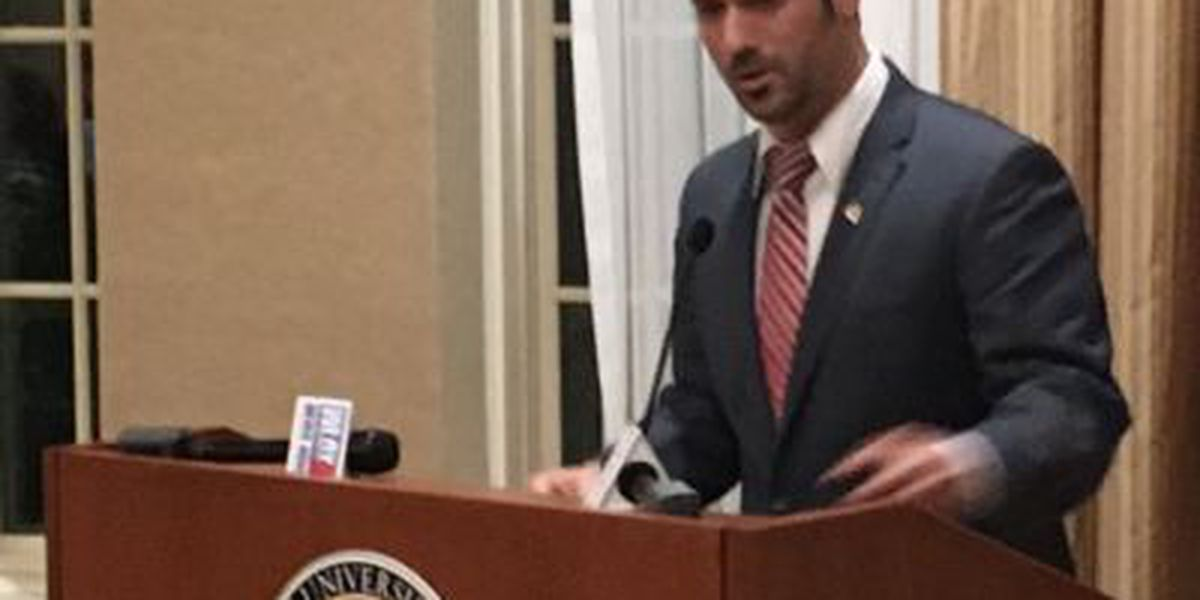Palazzo denies claims he went AWOL from National Guard