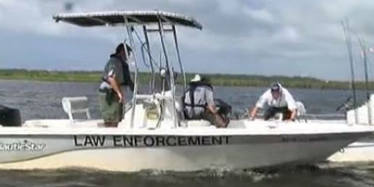 Operation Dry Water aims to keep waterways free of intoxicated boaters