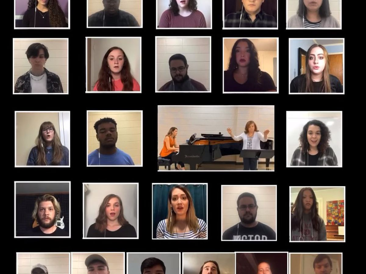 MGCCC virtual choir churns out viral hit song